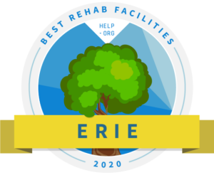 Gaudenzia certified as the Best Drug & Alcohol Rehab and Treatment Center in Erie for 2020