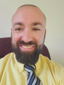 Social Workers Are Essential:<br>Andrew Schmitt, LCSW